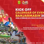 KICK OFF CALENDER OF EVENTS BANJARMASIN 2019